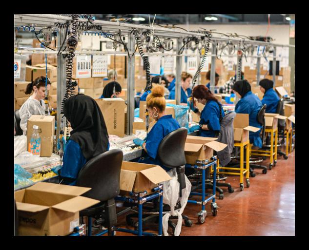 NBP Manufacturing